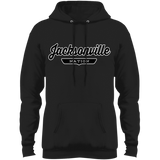 Jet Black / S Jacksonville Hoodie - The Nation Clothing