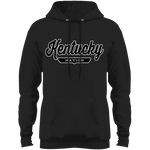 Jet Black / S Kentucky Hoodie - The Nation Clothing