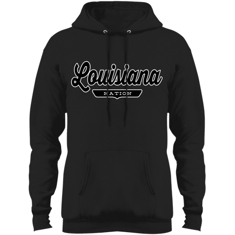 Jet Black / S Louisiana Hoodie - The Nation Clothing