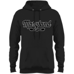 Jet Black / S Maryland Hoodie - The Nation Clothing