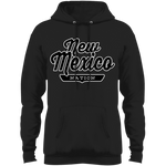 Jet Black / S New Mexico Hoodie - The Nation Clothing