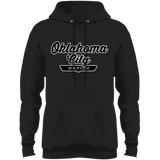 Jet Black / S Oklahoma City Hoodie - The Nation Clothing