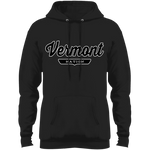 Jet Black / S Vermont Hoodie - The Nation Clothing