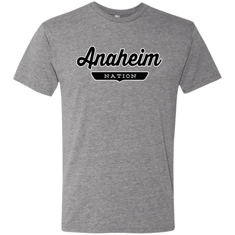 Premium Heather / S Anaheim Nation T-shirt - The Nation Clothing