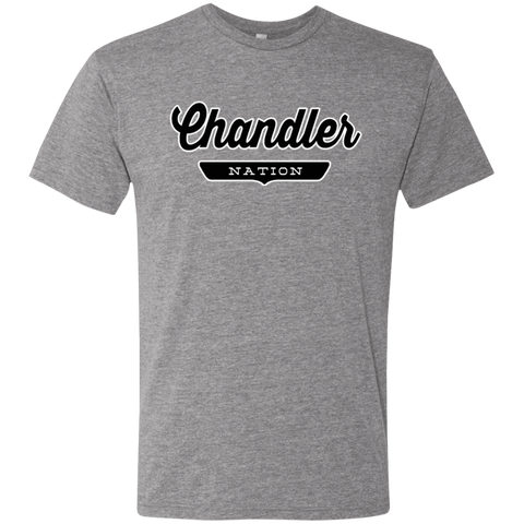 Premium Heather / S Chandler Nation T-shirt - The Nation Clothing