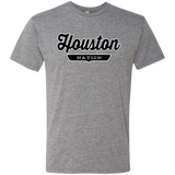 Premium Heather / S Houston Nation T-shirt - The Nation Clothing