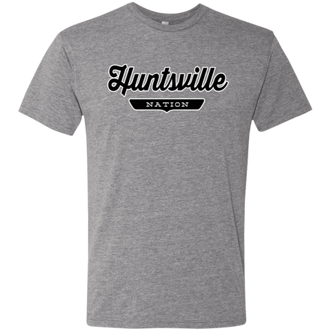 Premium Heather / S Huntsville Nation T-shirt - The Nation Clothing