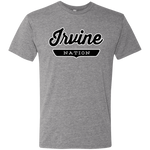 Premium Heather / S Irvine Nation T-shirt - The Nation Clothing