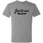 Premium Heather / S Jackson Nation T-shirt - The Nation Clothing