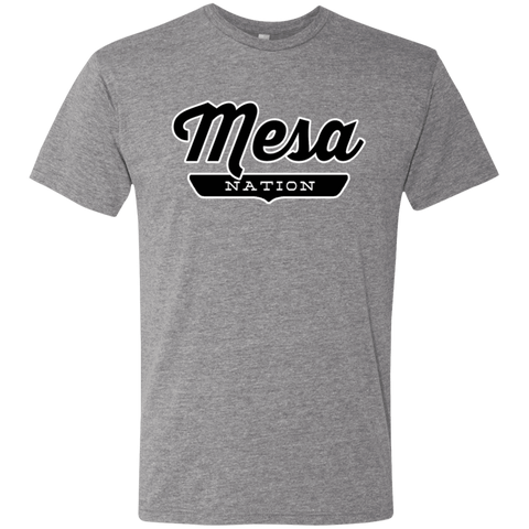 Premium Heather / S Mesa Nation T-shirt - The Nation Clothing