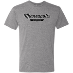 Premium Heather / S Minneapolis Nation T-shirt - The Nation Clothing