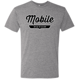 Premium Heather / S Mobile Nation T-shirt - The Nation Clothing