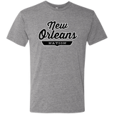 Premium Heather / S New Orleans Nation T-shirt - The Nation Clothing