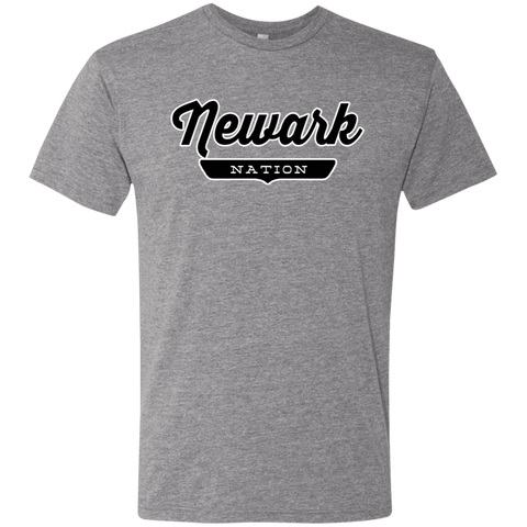 Premium Heather / S Newark Nation T-shirt - The Nation Clothing