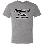 Premium Heather / S Overland Park Nation T-shirt - The Nation Clothing