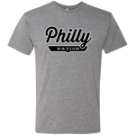 Premium Heather / S Philly T-shirt - The Nation Clothing
