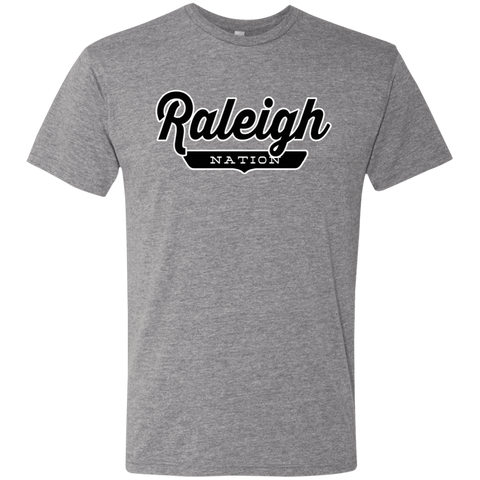 Premium Heather / S Raleigh Nation T-shirt - The Nation Clothing