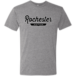 Premium Heather / S Rochester Nation T-shirt - The Nation Clothing