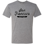 Premium Heather / S San Francisco Nation T-shirt - The Nation Clothing