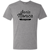 Premium Heather / S Santa Monica Nation T-shirt - The Nation Clothing