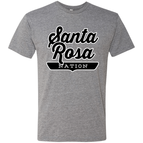 Premium Heather / S Santa Rosa Nation T-shirt - The Nation Clothing