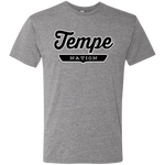 Premium Heather / S Tempe Nation T-shirt - The Nation Clothing