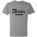 Premium Heather / S Texas Nation T-shirt - The Nation Clothing