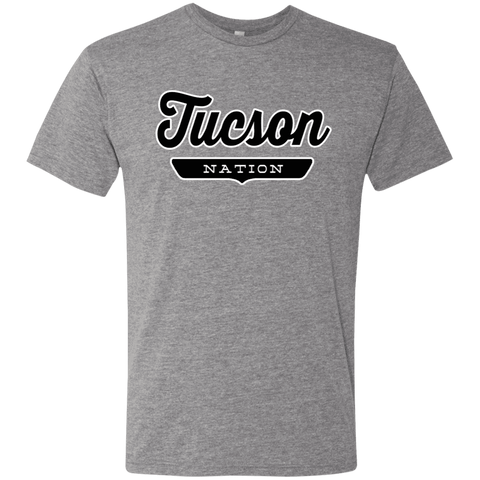 Premium Heather / S Tucson Nation T-shirt - The Nation Clothing