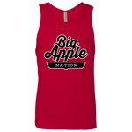 Red / S Big Apple Tank Top - The Nation Clothing