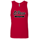 Red / S El Paso Nation Tank Top - The Nation Clothing