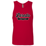 Red / S Laredo Nation Tank Top - The Nation Clothing