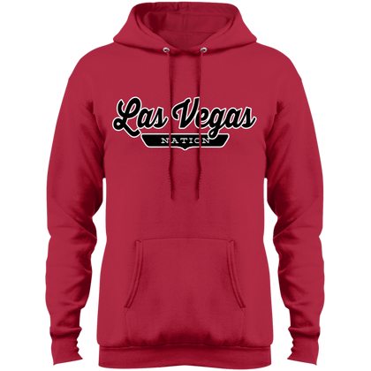 Red / S Las Vegas Hoodie - The Nation Clothing