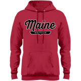 Red / S Maine Hoodie - The Nation Clothing