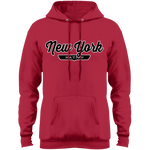 Red / S New York City Nation Hoodie - The Nation Clothing