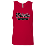 Red / S Toledo Nation Tank Top - The Nation Clothing