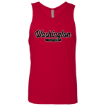 Red / S Washington D.C. Nation Tank Top - The Nation Clothing