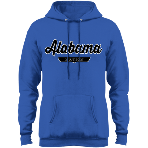 Royal / S Alabama Hoodie - The Nation Clothing