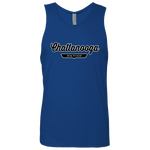 Royal / S Chattanooga Nation Tank Top - The Nation Clothing