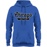 Royal / S Chicago Hoodie - The Nation Clothing