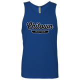 Royal / S Chitown Tank Top - The Nation Clothing