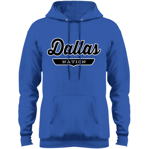 Royal / S Dallas Hoodie - The Nation Clothing