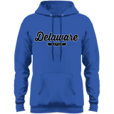 Royal / S Delaware Hoodie - The Nation Clothing