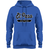 Royal / S El Paso Hoodie - The Nation Clothing