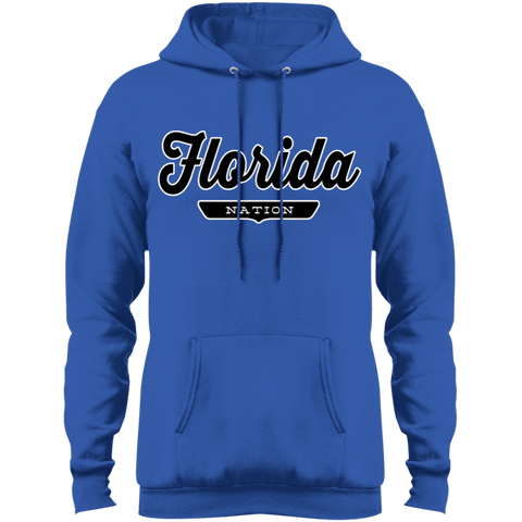 Royal / S Florida Hoodie - The Nation Clothing