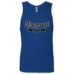 Royal / S Fremont Nation Tank Top - The Nation Clothing