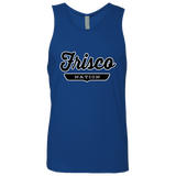 Royal / S Frisco Nation Tank Top - The Nation Clothing
