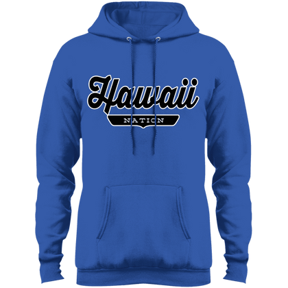 Royal / S Hawaii Hoodie - The Nation Clothing
