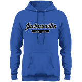 Royal / S Jacksonville Hoodie - The Nation Clothing