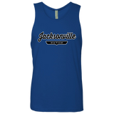 Royal / S Jacksonville Nation Tank Top - The Nation Clothing