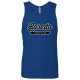 Royal / S Laredo Nation Tank Top - The Nation Clothing